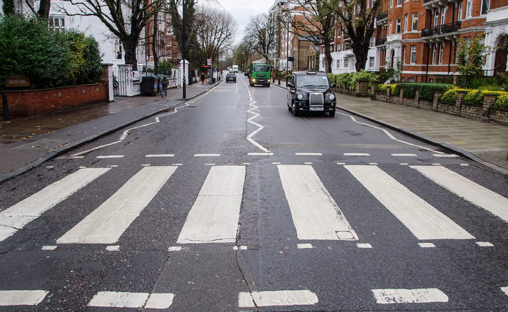 londyn london abbey road