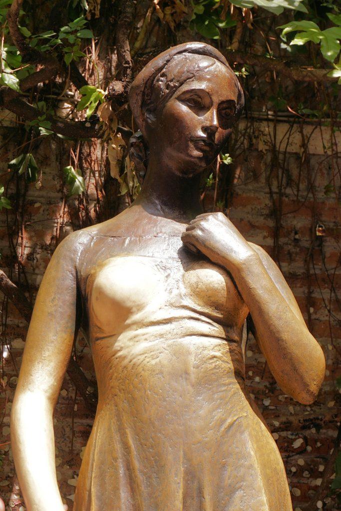 werona pomnik julii