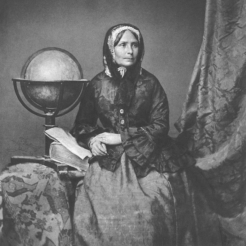 kobiety w podróży traveling woman explorer Ida Pfeiffer