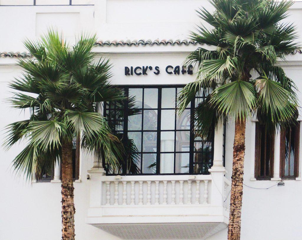 morocco rick's cafe casablanca