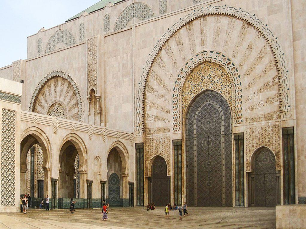 meczet casblanca co warto zobaczyć