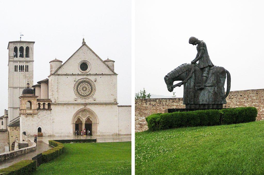 międzynarodowy dzień ochrony zabytków Asyż, Włochy