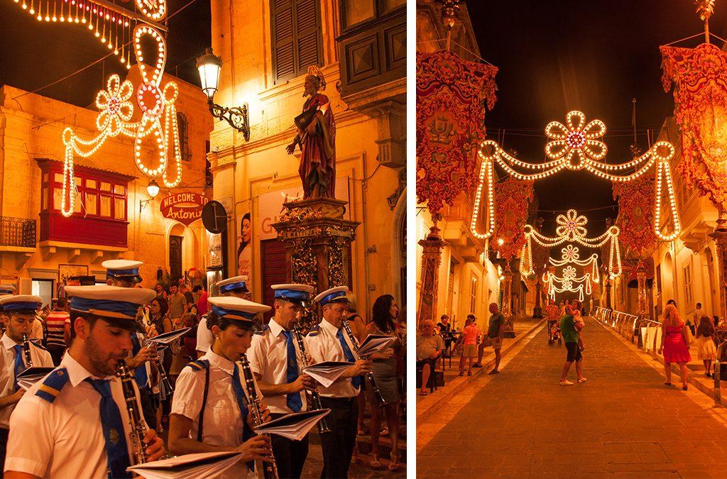 Malta Gozo Festa