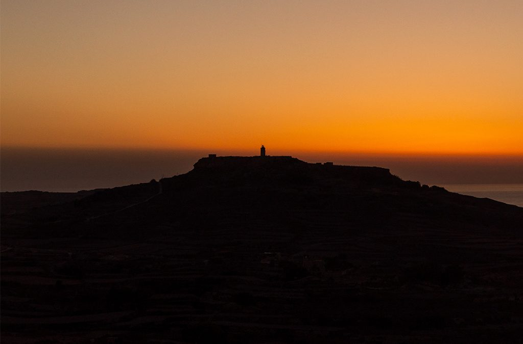 Gozo Malta Latarnia Morska