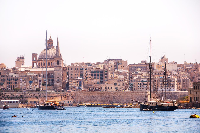 Malta – garść faktów i pierwsze wrażenia
