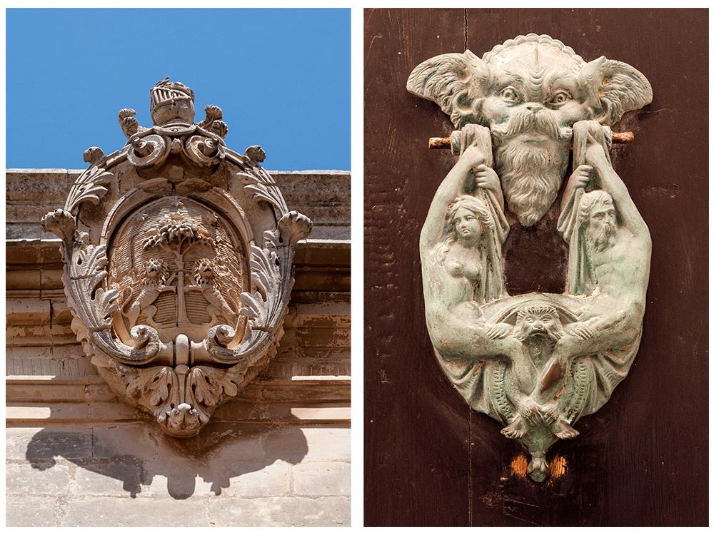 Details, Mdina, Malta