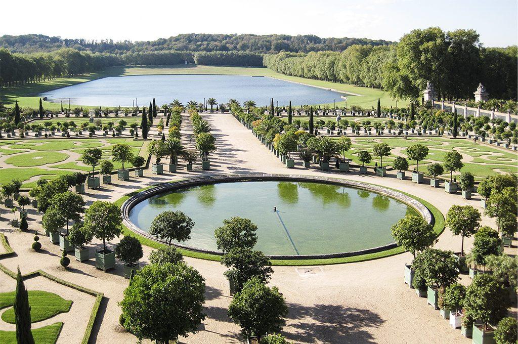 międzynarodowy dzień ochrony zabytków Wersal, Ogrody Królewskie