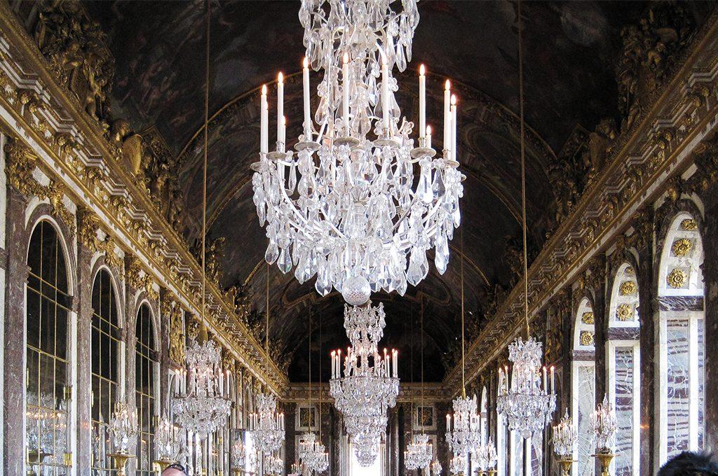 międzynarodowy dzień ochrony zabytków Wersal Francja