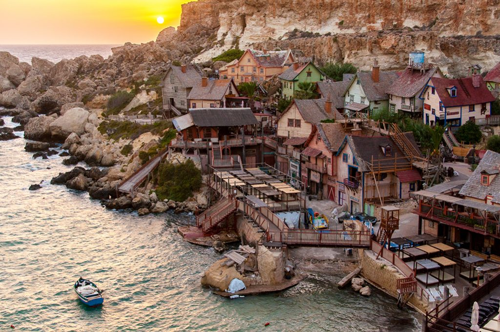 popeye village sweethaven malta