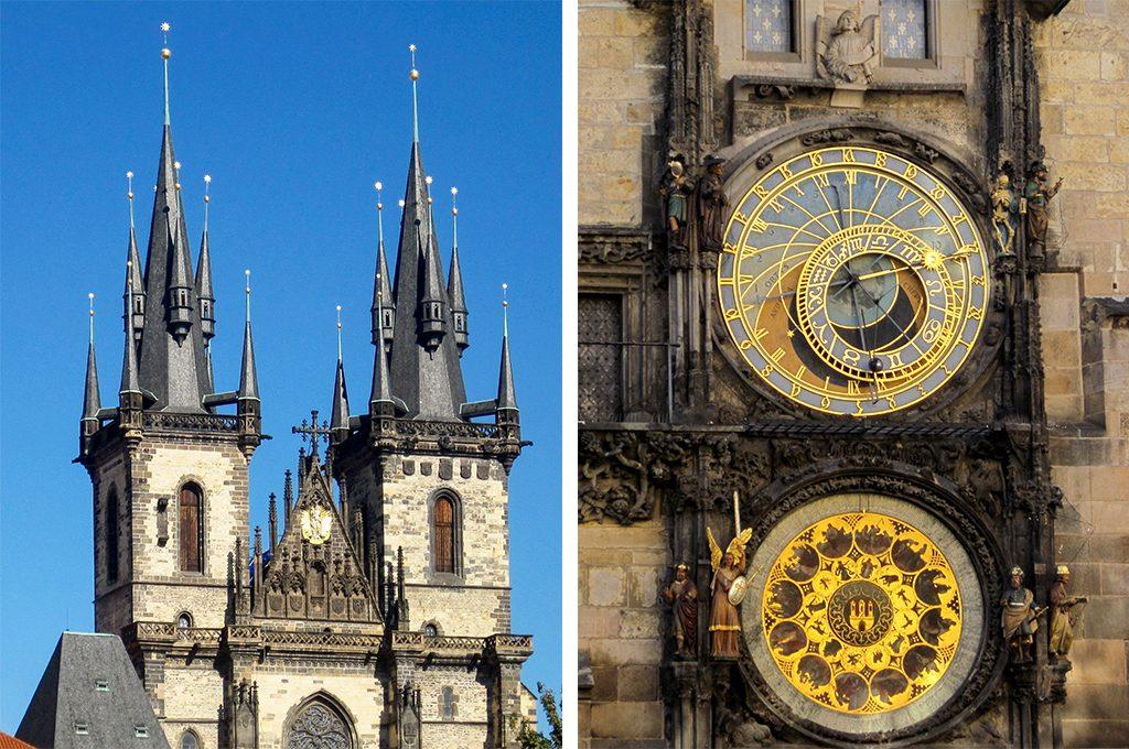 międzynarodowy dzień ochrony zabytków Praga Czechy zabytki