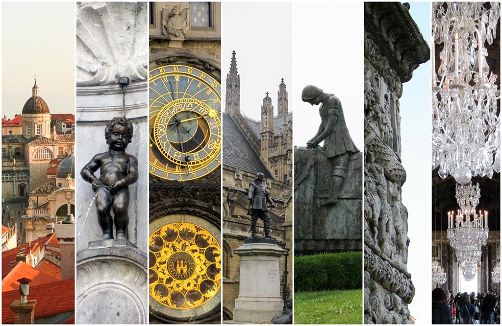 7 europejskich zabytków z listy UNESCO