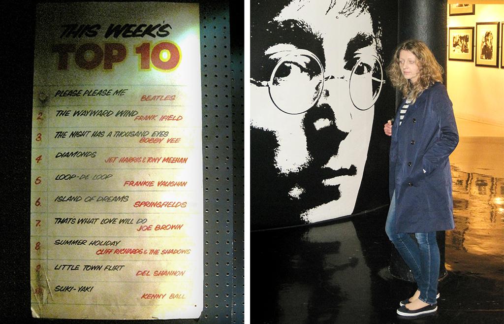 europejskie muzea Muzeum Beatlesów