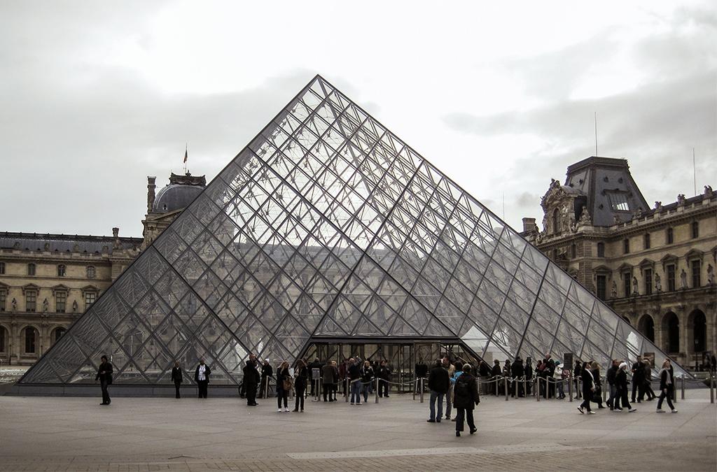 europejskie muzea luwr francja muzeum