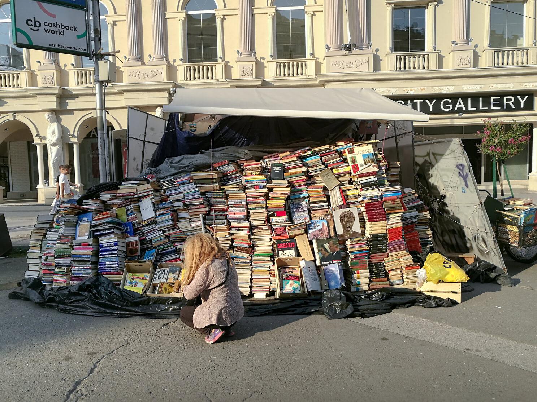Skopje-Macedonia-książki-księgarnie