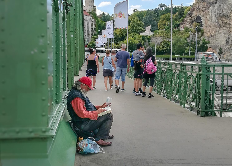 książki-Budapeszt-Węgry