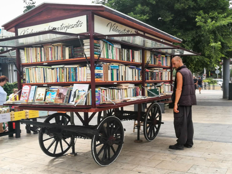 pisarze-książki-Budapeszt