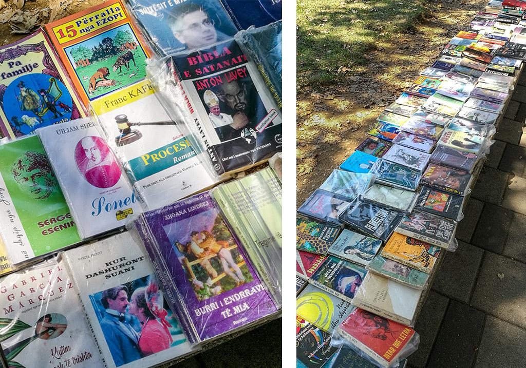 książki-pisarze-Albania-Tirana
