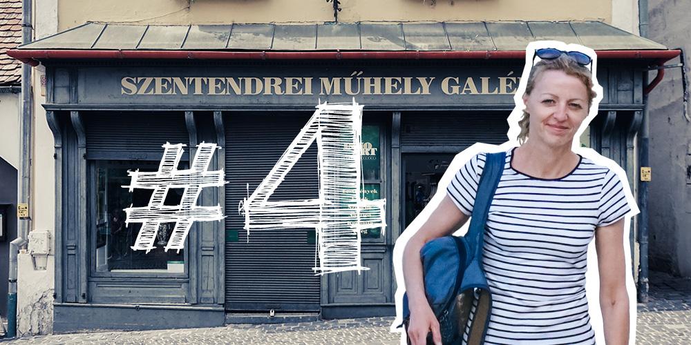 Niespodziewana wizyta w Szentendre