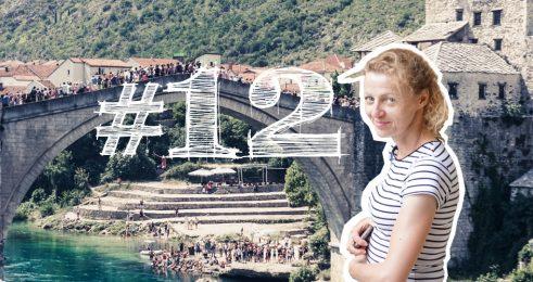 Skok do Mostaru