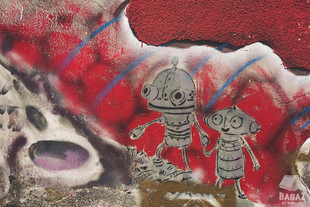 savamala graffiti w serbii