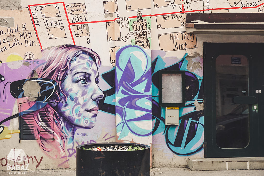 graffiti w belgradzie savamala