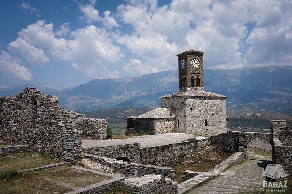gjirokastra albania zamek kalaja