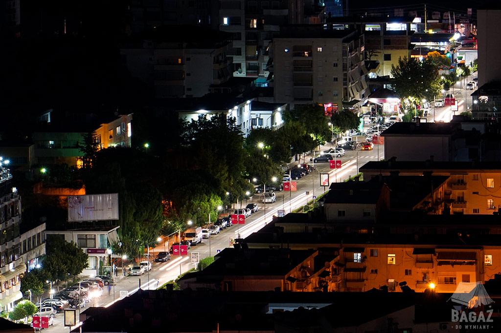 gjirokastra by night