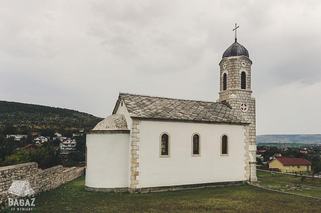kościół w blagaj