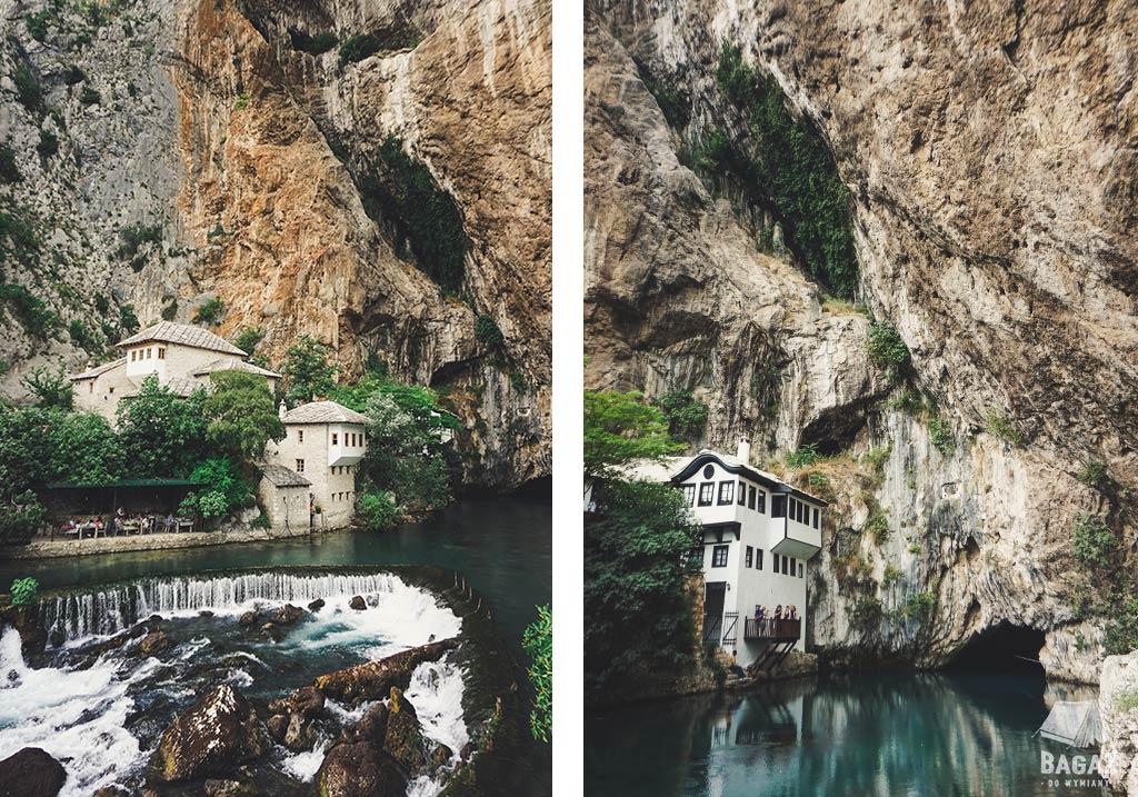 klasztor derwiszów w blagaj