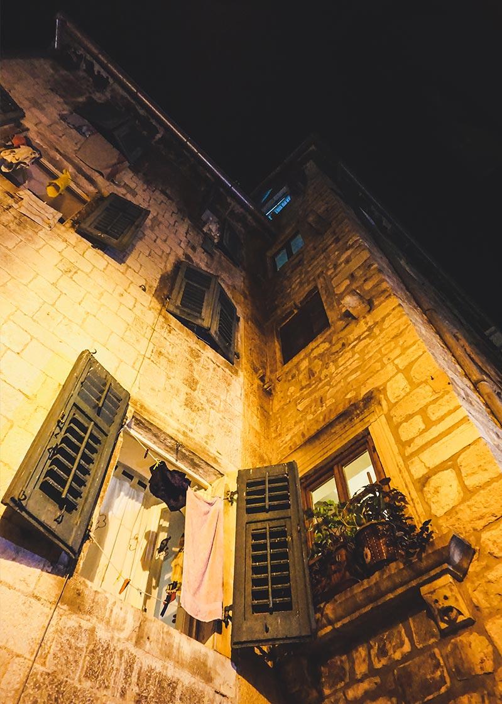 stare miasto kotor czarnogóra