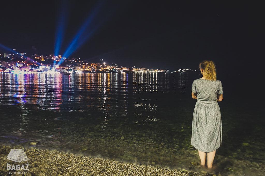 życie nocne w sarandzie albania