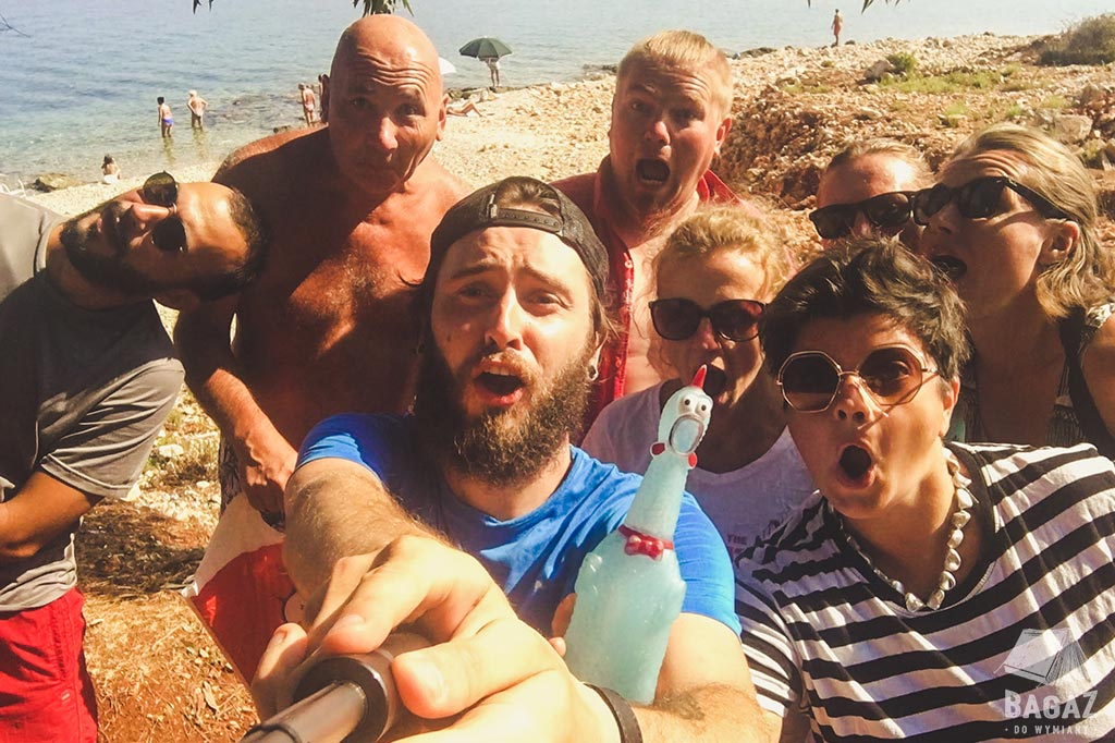 selfie albania