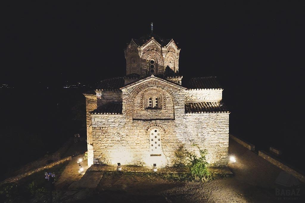 Cerkiew św. Jana Teologa w mieście Ochryda