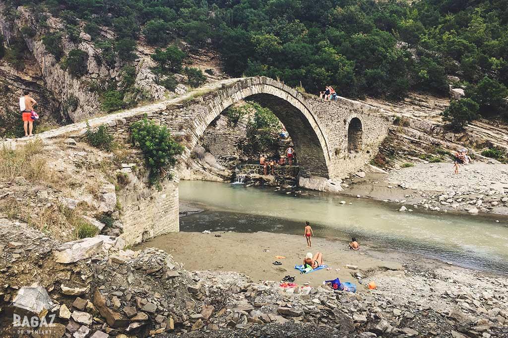 kanion lengarica albania