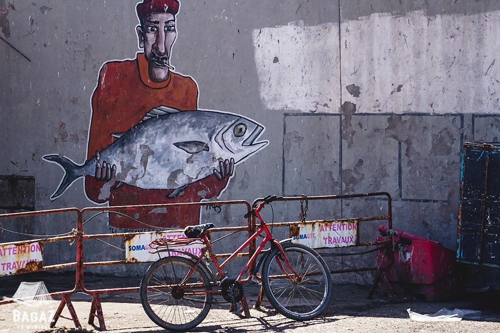 targ rybny w essaouira