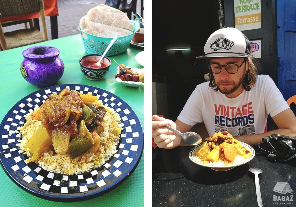 essaouira zakupy ceny jedzenia w maroku