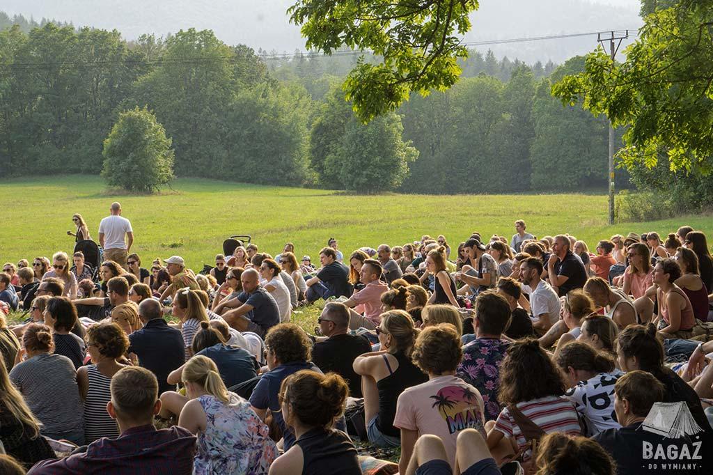 uczestnicy festiwalu Miedzianka Fest
