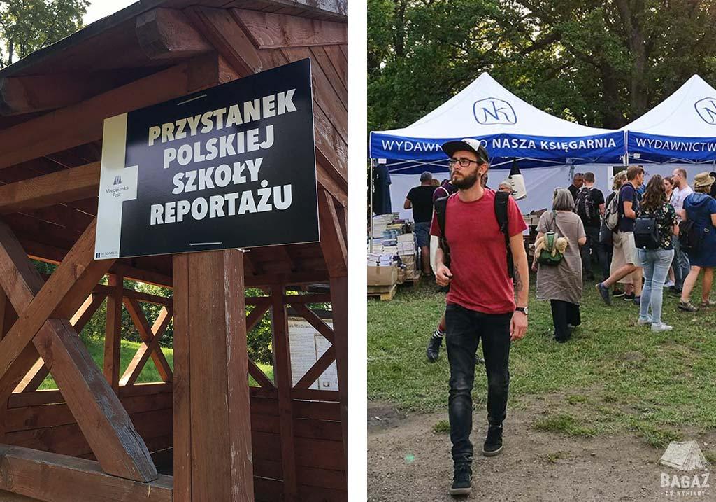 przystanek polskiej szkoły reportażu