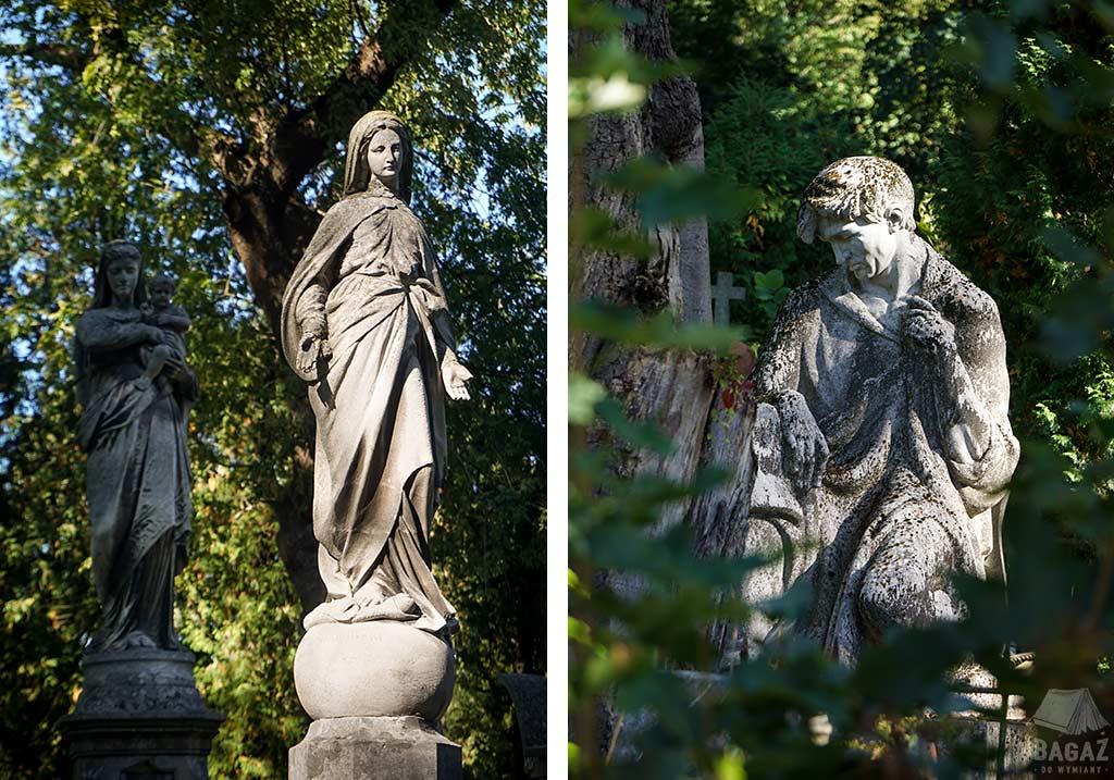 pomniki cmentarz łyczakowski we lwowie