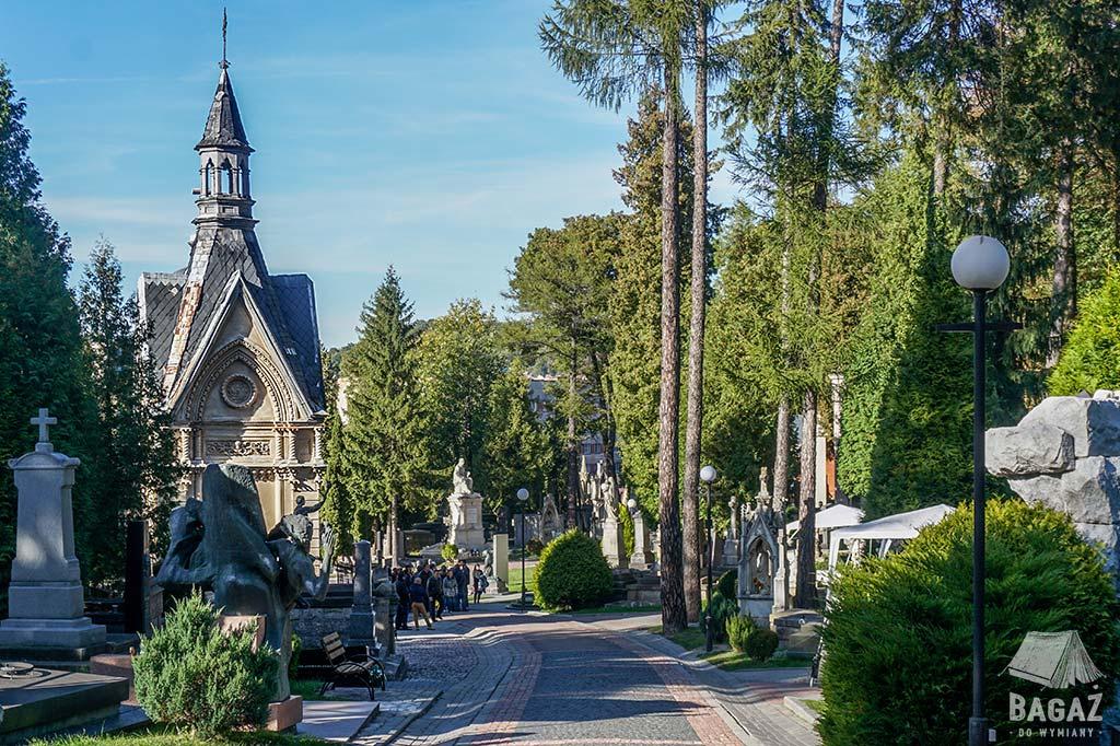 cmentarz łyczakowski