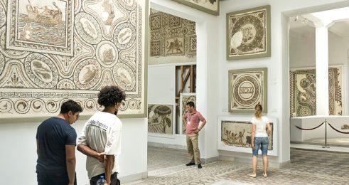 Muzeum Bardo, czyli tunezyjska podróż w czasie