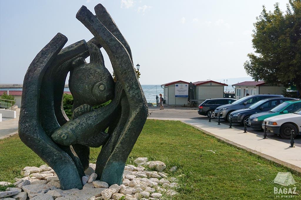 pomnik w Bułgarii