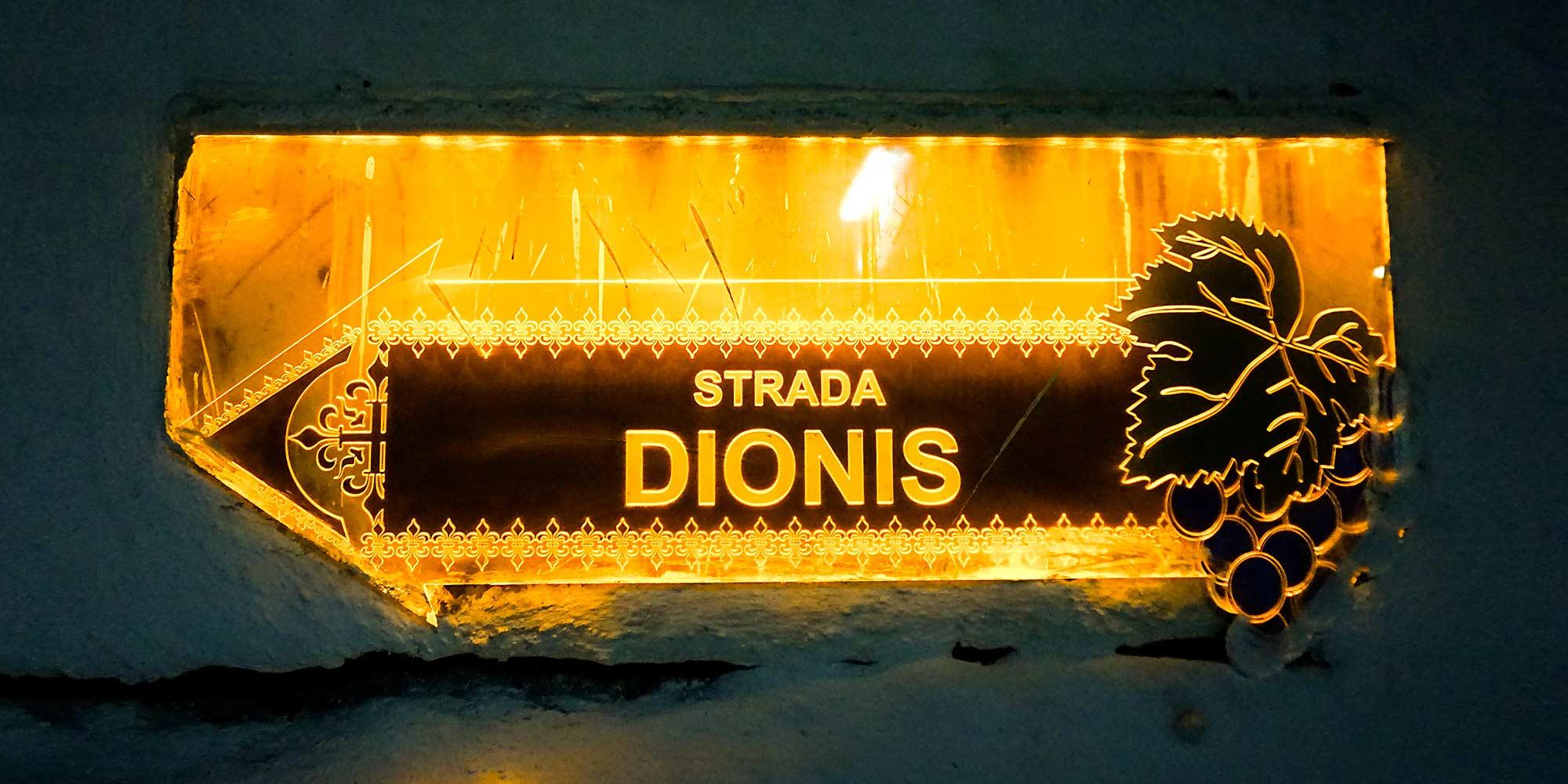 Mołdawska Cricova, gdzie wina Tuska się chowa
