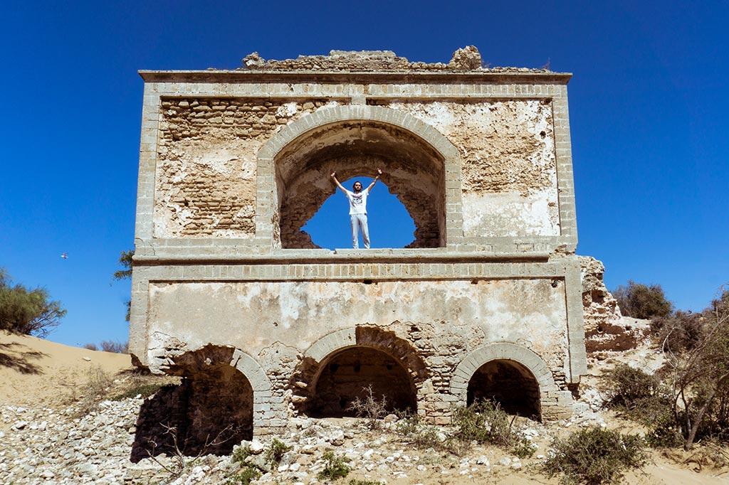 forteca Bordj El Berod w Diabacie