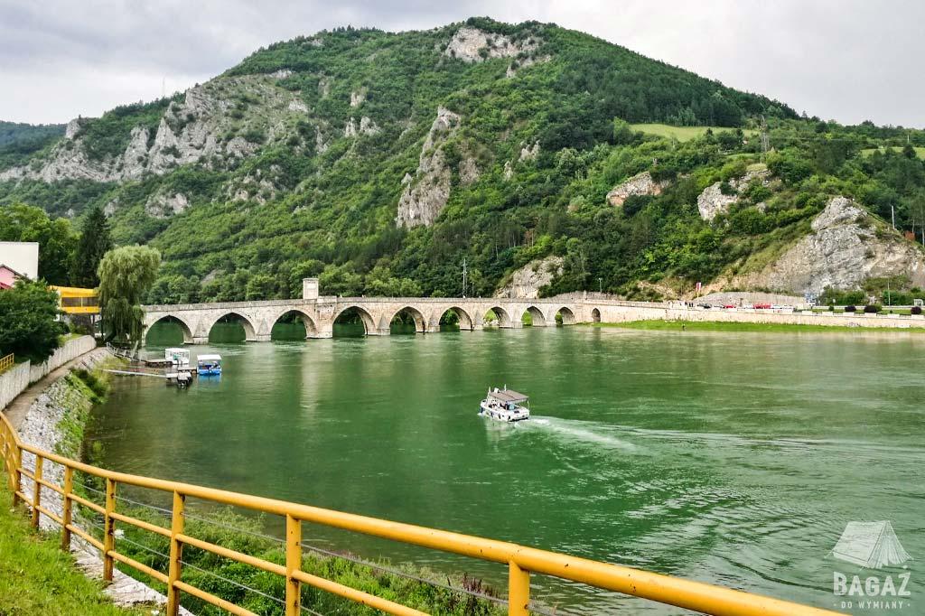 most na Drinie w Wiszegradzie