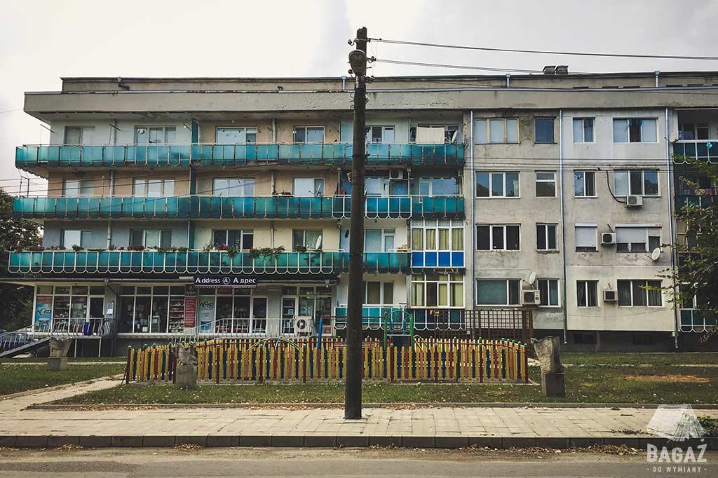 stare bloki shabla bułgaria