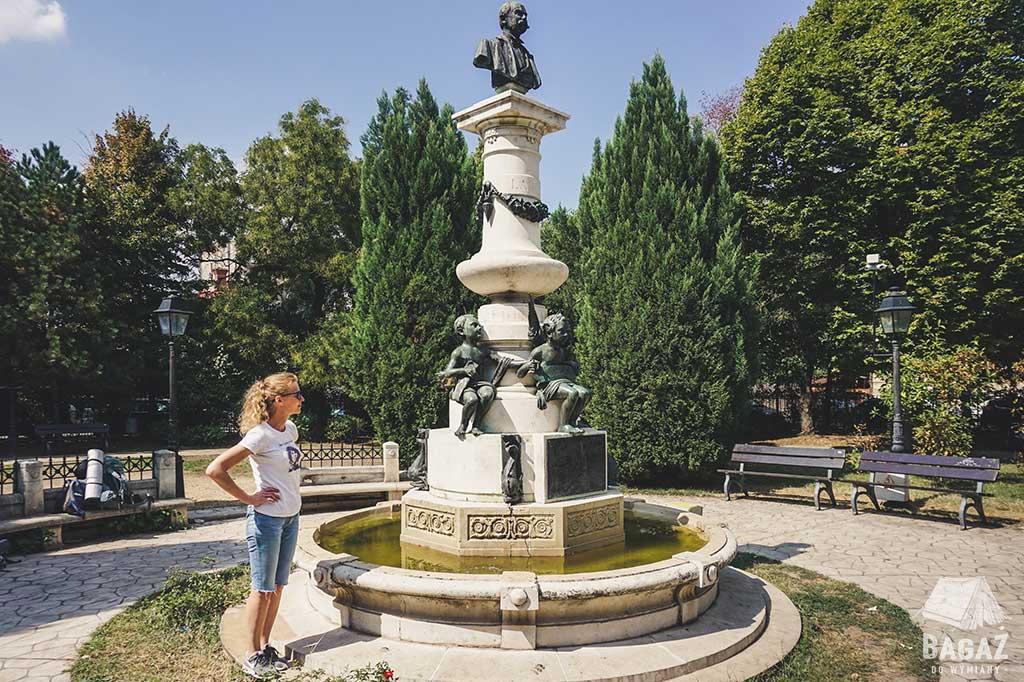 bukareszt fontanna
