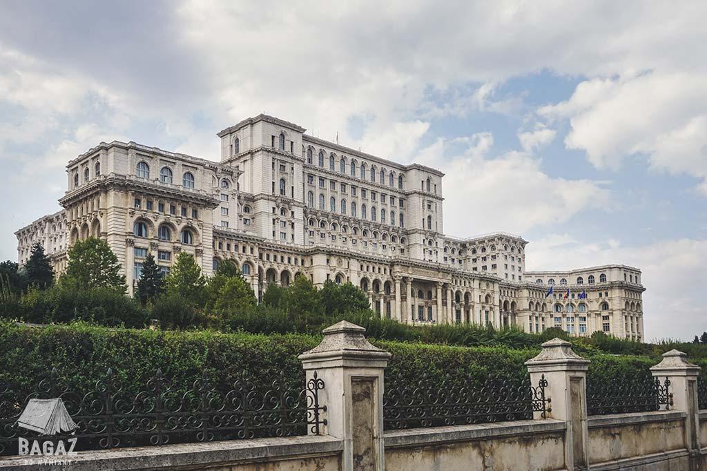 parlament w bukareszcie