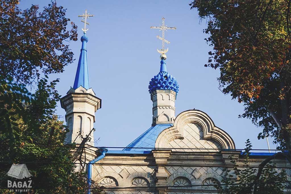 cerkiew prawosławna w kiszyniowie