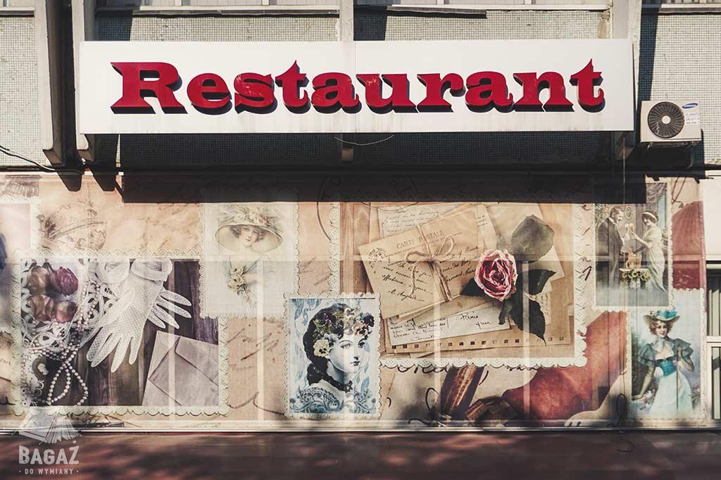 restauracja w stolicy mołdawii